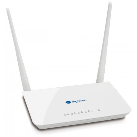 ROUTER WIRELESS ADSL RAW300C-T03 WIFI N 300 (8E4518)