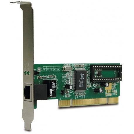 SCHEDA DI RETE 1000MBIT GIGABIT PCI (8E4191)