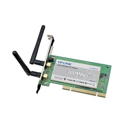 SCHEDA DI RETE WIRELESS PCI 300 MBPS TL- WN851N