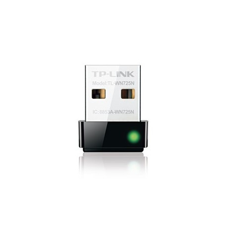 SCHEDA DI RETE WIRELESS USB TL-WN725N 150 MBPS NANO