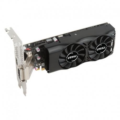 SCHEDA VIDEO GEFORCE GTX1050 2GT LP 2 GB PCI-E (V809-2410R)