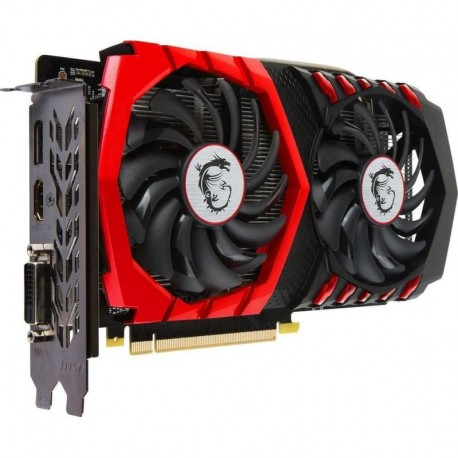 SCHEDA VIDEO GEFORCE GTX1050 GAMING X 2 GB PCI-E (V335-007R)