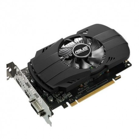 SCHEDA VIDEO GEFORCE GTX1050 PH-GTX1050-2G 2 GB PCI-E (90YV0AA0-M0NA00)