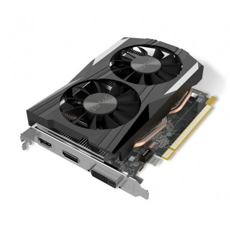 SCHEDA VIDEO GEFORCE GTX1050TI OC EDITION 4 GB (ZT-P10510B-10L)