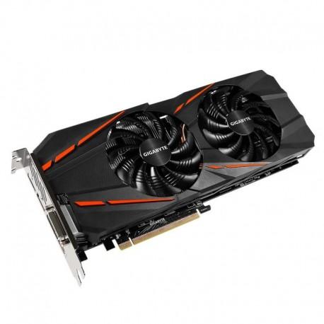 SCHEDA VIDEO GEFORCE GTX1060 GAMING 6G 6 GB PCI-E (GV-N1GV-N1060G1 GAMING-6GD) R. 2.0