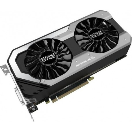 SCHEDA VIDEO GEFORCE GTX1060 JETSTREAM 6 GB PCI-E (NE51060015J9J)