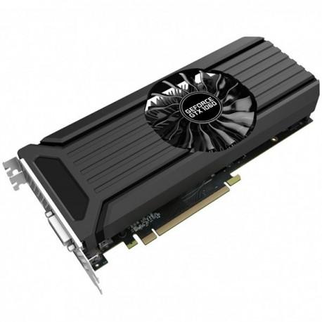SCHEDA VIDEO GEFORCE GTX1060 STORMX 6 GB PCI-E (NE51060015J9F)