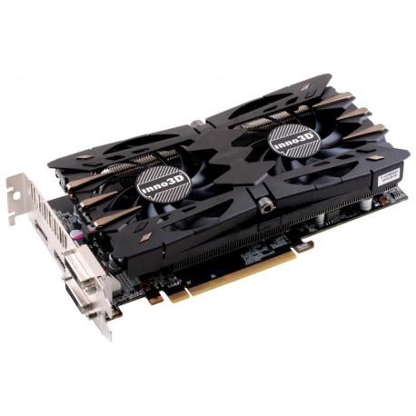 SCHEDA VIDEO GEFORCE GTX1060 TWINX2 6 GB PCI-E (N106F-2SDN-N5GS)