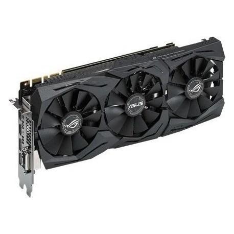 SCHEDA VIDEO GEFORCE GTX1070 STRIX 8G GAMING 8 GB PCI-E (90Y V09N2-M0NA00)