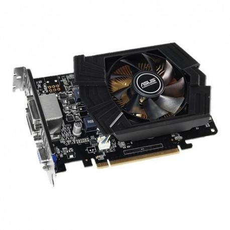 SCHEDA VIDEO GEFORCE GTX750 TI 2 GB PCI-E GTX750TI-PH-2GD5 (90YV05J3-M0NA00)