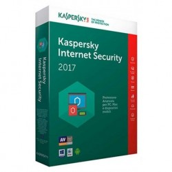 SOFTWARE INTERNET SECURITY 2017 1 CLNT (KL1941TBAFS-7SLIM)