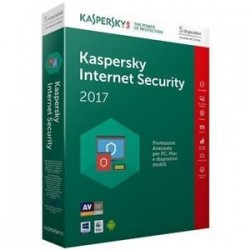 SOFTWARE INTERNET SECURITY 2017 5 CLNT (KL1941TBEFS-7SLIM)