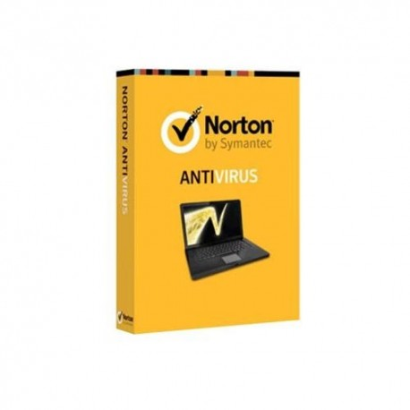 SOFTWARE NORTON ANTIVIRUS 2017 1 DISPOSITIVO (21367731)