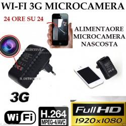 Spy Camera Spia WIFI HD Sensore movimento TELECAMERA MICRO NASCOSTA MICROCAMERA