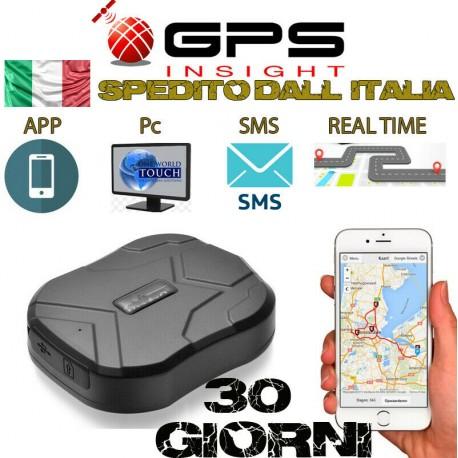 LOCALIZZATORE TK905B TK5000 SATELLITARE GPS TRACKER ASCOLTO VOCALE GSM GPRS AUTO