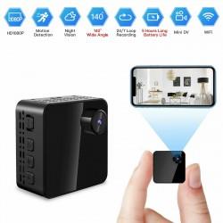 Telecamera spia Wifi infrarossi microcamera mini 4K