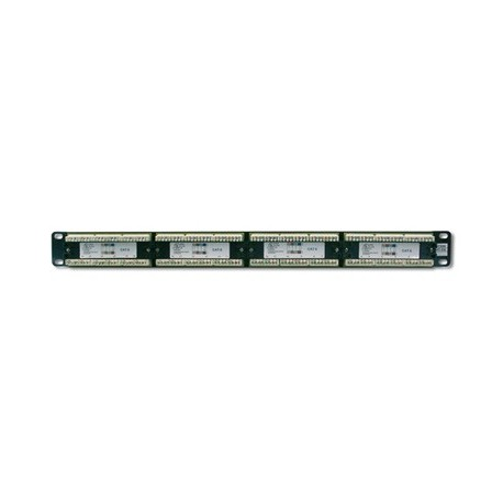 PANNELLO PATCH 24 PORTE RJ45 1U UTP CAT. 6(DN91624U)