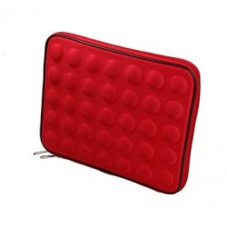 "BORSA PER NETBOOK 10"" PROTECTION SLEEVE ROSSA (NBSA03)"
