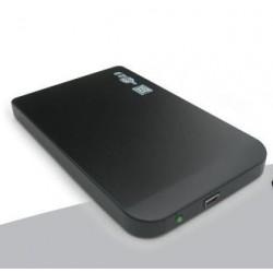 """BOX ESTERNO 2.5"""" HB258BK SATA USB NERO"""