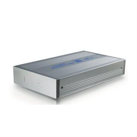 """BOX ESTERNO 3.5"""" HB35S1 SATA USB SILVER"""