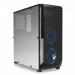 CASE GAMING BLACKDOOM GS-0485BL - VENTOLE BLU - NO ALIMENTATORE