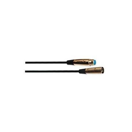 CAVO MICROFONO 6 MT CONNETTORI XLR M/F (CA 8225)
