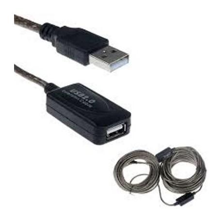 CAVO PROLUNGA USB 10 MT CON BOOSTER