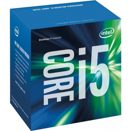 CPU CORE I5-6600 1151 BOX