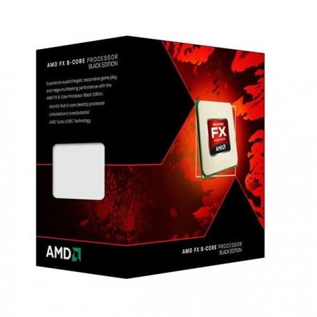CPU FX-8320 AM3+ BOX 3.5 GHZ