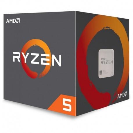 CPU RYZEN 5 1500X AM4 BOX 3.7 GHZ